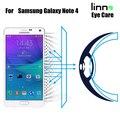Note4 уход защитная пленка 9 H анти-уф рэй свет вырезать закаленное стекло защитная пленка для Samsung Galaxy примечание 4