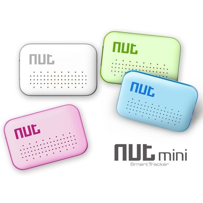 Nut Mini Smart Bluetooth Tracker Tracking Key NUT Mini Smart Tracker Finder Tag Tor Child Key Finder Alarm GPS Locator - wearable-devices, smart-electronics, smart-activity-trackers