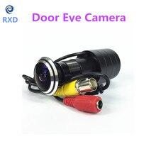 SHRXY Лидер продаж 170 широкий формат 800tvl CCD проводной мини дверь Глаз Отверстие глазок видео камера Цвет DOORVIEW Мини CCTV