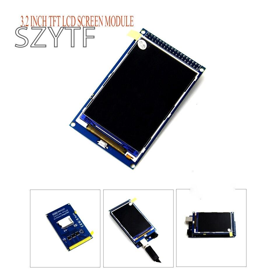 3.2 pouces TFT LCD module d'écran Ultra HD 320X480