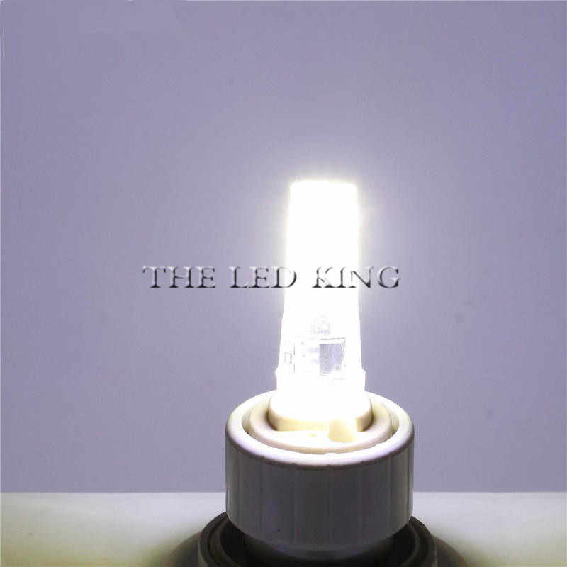 Led الأضواء 9 واط 12 واط 15 واط led أضواء G9 COB 220 فولت GU4.0 12 فولت G4 Cob مصباح led أبيض هادئ الباردة الأبيض lampada led مصباح