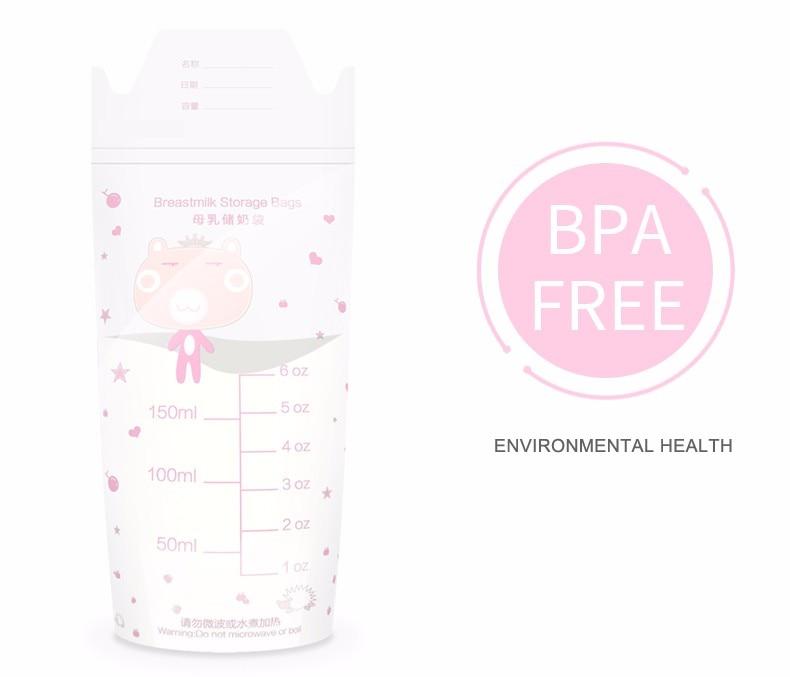 Armazenamento De Alimentos Do Bebê RealBubee PBA