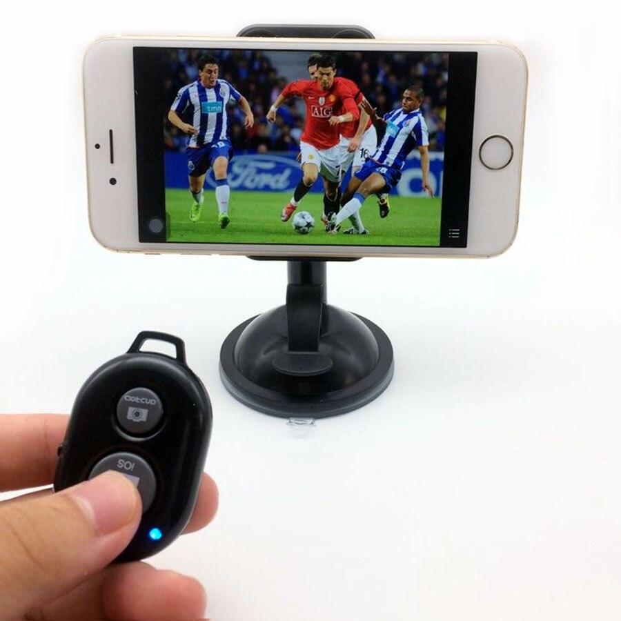 Bracket 360 Degree Rotation <font><b>8</b></font> <font><b>Suction</b></font> <font><b>Cups</b></font> Adsorption <font><b>Car</b></font> Phone <font><b>Holder</b></font> Bluetooth Remote Sucker Stand <font><b>Mount</b></font> <font><b>For</b></font> iPhone Samsung L