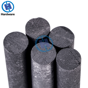 Image 5 - 5pcs Black Carbon Rod 99.99% Graphite Electrode Cylinder Rods Bars 100x10mm For Industry Tools