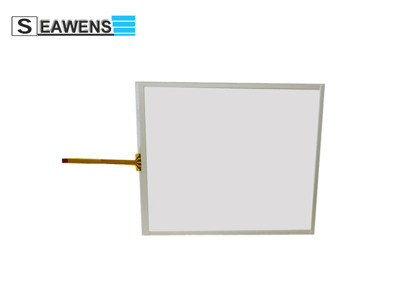 AMT98439 AMT 98439 HMI Industrial Input Devices touch screen panel membrane touchscreen AMT 4Pin 10.4 inch,FAST SHIPPING