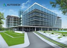 Architecture autocad autodesk win для