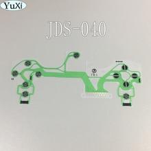 цена на 1pcs/lot New Conductive Film Keypad flex Cable Ribbon Circuit Board for SONY Dualshock 4 Pro PS4 Pro JDS 040 JDM-040 Controller
