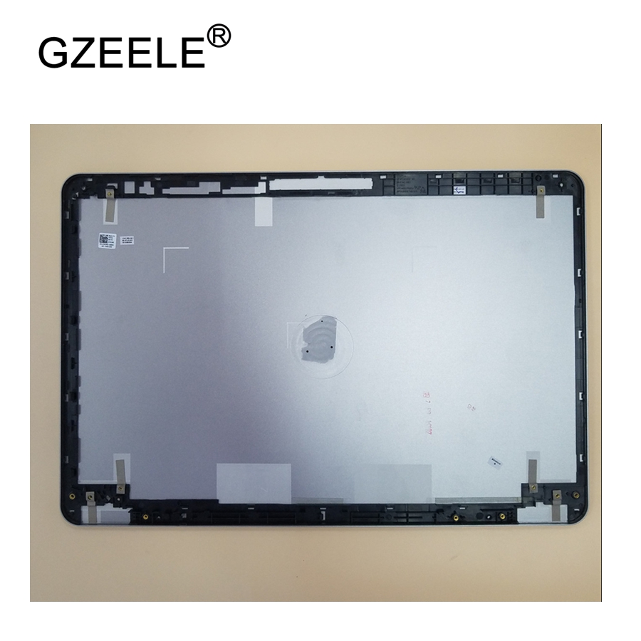 GZEELE New For Dell for Inspiron 15 7000 7537 LCD Back Cover Lid A Shell 7K2ND 07K2ND 60.47L03.012 For touch screen lcd top case gzeele new for dell precision 17 7710 7720 m7710 m7720 top cover a case switchable lcd back cover n4fg4 0n4fg4 lcd rear lid case