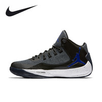 Original New Arrival Official AIR Jordan RISING HIGH AJ Nike Men's Breathable Basketball Shoes Sports Sneakers Trainers