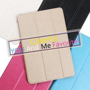 "Image 5 - מקרה עבור HUAWEI MediaPad T3 7.0 אינץ 3G גרסה BG2 U03 BG2 U01 7.0 ""כיסוי Flip Tablet כיסוי עור חכם מגנטי Stand מעטפת"