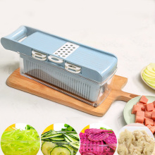 Manual Vegetable Cutter Slicer Kitchen Accessories Multifunction  Potato Peeler Carrot Cheese Grater Gadgets