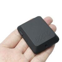 Mini DV Kamery Rejestrator Wideo Monitora SOS GPS GSM Mikro Cam Samochód Lokalizator GPRS Pet Bez KARTY TF Anti-theft Anti-lost Alarm