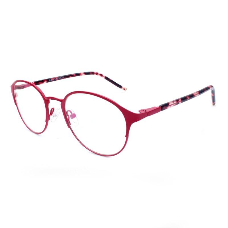 Handoer S6853 Optical Glasses Frame for Titanium Alloy Eyewear Full Rim Spectacles Prescription