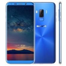 """Bluboo S8 Plus 6,0 """"Full Display 4G LTE Smartphone 4 GB RAM 64 GB ROM MTK6750T Octa-core Android 7.0 Dual Rückfahrkamera Mobiltelefon"""