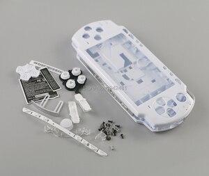 Image 4 - OCGAME באיכות גבוהה 6 צבעים זמינים עבור PSP 2000 PSP2000 המלא Shell שיכון כיסוי מקרה החלפת כפתורי קיט עם