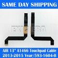 Genuine new 593-1604-b 923-0441 para macbook air 13 polegadas a1466 trackpad touchpad cabo de fita flexível 2013 2014 2015 anos