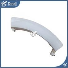 1pc white new for siemens washing machine parts door handle door handles door switch good working