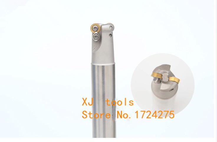 1PCS EMR C16-4R17-150 10PCS RPMT08T2MOE-BJ SBP5351 Indexable milling cutter