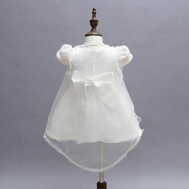 Vestido de bautizo para niñas pequeñas Disfraces de navidad para - Ropa de bebé - foto 5