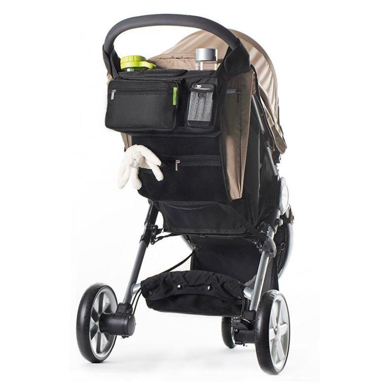Baru ketibaan pelbagai fungsi Piala beg stroller penganjur kereta bayi pram buggy cart beg botol beg kereta aksesori kereta