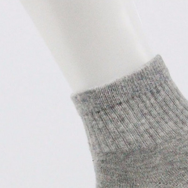 Men Softness Socks Business Casual Solid Color Stocking Sports Fitness Breathable Sock 5 Pairs bag in Men 39 s Socks from Underwear amp Sleepwears
