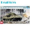 Trompetista 1/35 01538 2 ª guerra mundial alemanha E75 tanque kit modelo de construção