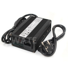 14.6V 5A charger for 4S LiFePO4 battery pack 14.4V battery smart charger(China)