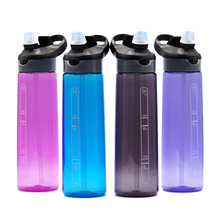 ENERGE SPRING Creative outdoor kettle bombing jump nozzle tritan plastic cup large capacity portable sports bottle