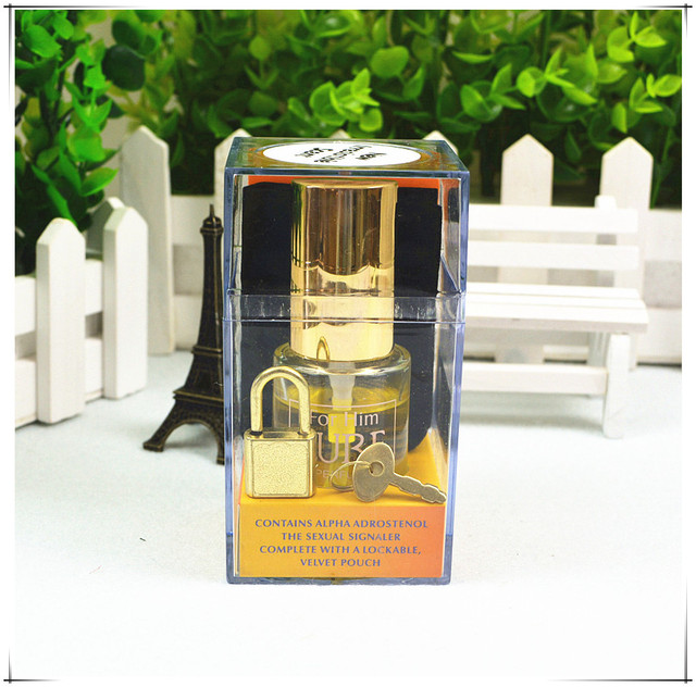 Lure Precious Irresistible Pheromone Golden Scent for HIM, Sex Perfume Erotic Sex Toys Adult Sex Products