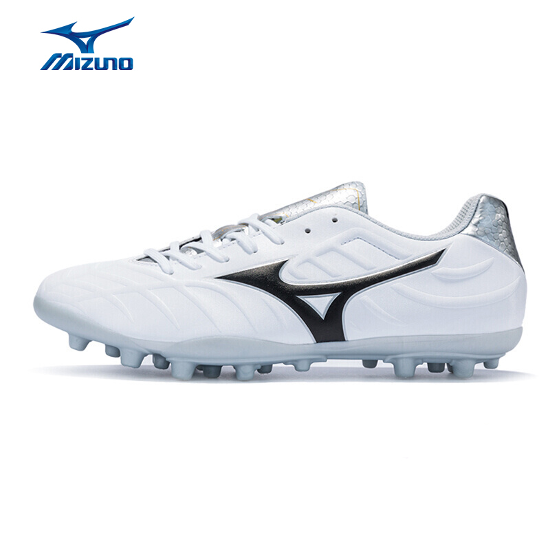 MIZUNO Men REBULA V3 AS Soccer Shoes Professional Sports Shoes 2 Colors Breathable Sneakers P1GA188645 XYP645 2008 donruss sports legends 114 hope solo women s soccer cards rookie card