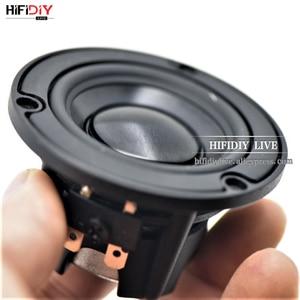 Image 5 - HIFIDIY Aluminum basin Hi Fi 2 3 3.5 inch 65mm Full frequency speaker unit 4OHM 20W High Alto bass loudspeaker V65/85/95mm