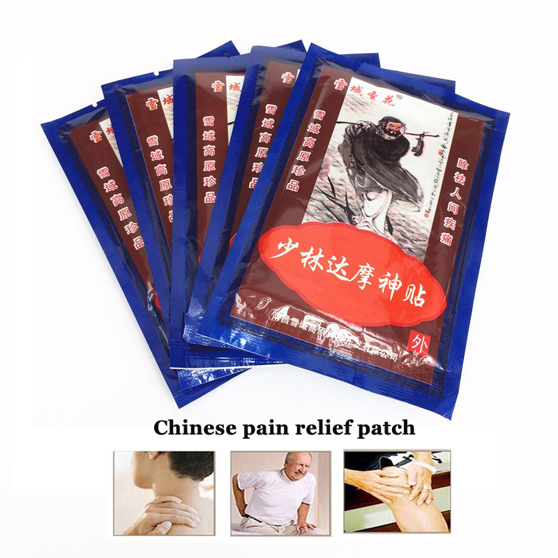 16pcs/2bag Chinese pain relief  Plaster Relief Rheumatism Joint Pain pain relief patch medical plaster back pain Q232X