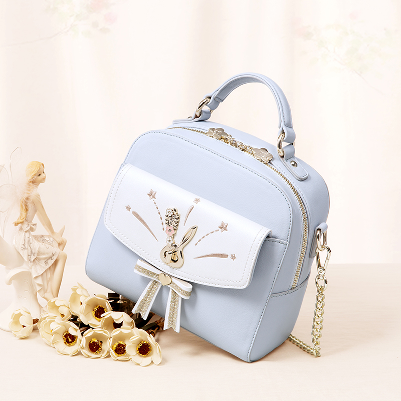 When European summer new diamond 2017 female bag handbag adorable fun all-match single shoulder bag bag chain. all summer long