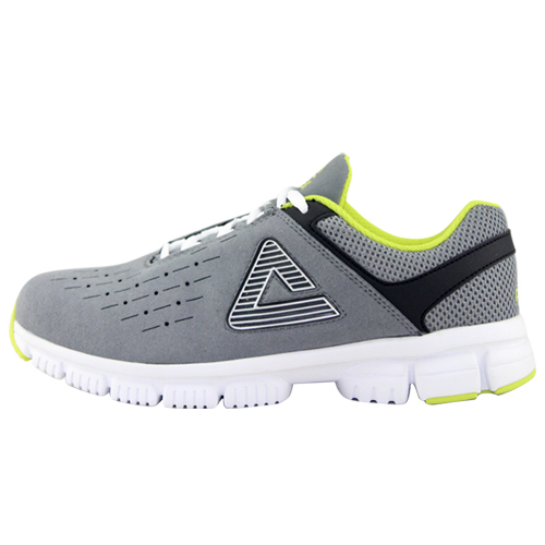 newest 14b8f eb7b2 PEAK Synthetic Mesh Running Shoes For Men Sports Shoes E12023H Free Shipping