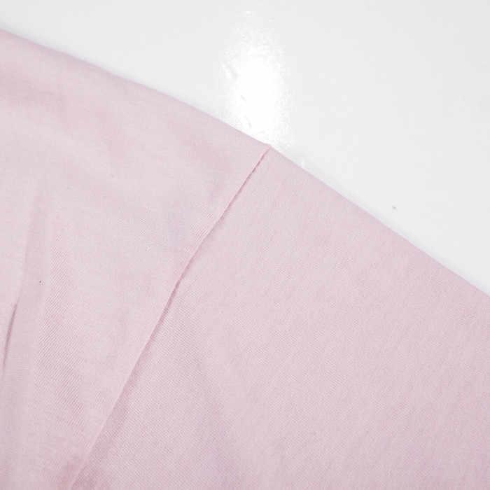 Nueva llegada Hip Hop sólido camiseta gran tamaño extendido Kanye West camiseta algodón Justin Bieber Streewear camisetas Swag Tee camisetas