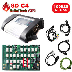 MB Star C4 Sd Connect Chip v2019.5 car & truck Auto Diagnostic-tool