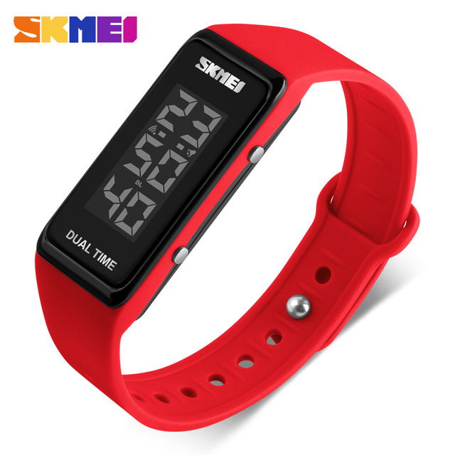 SKMEI Sport LED Digital Watch Alarm Military Chrono Date Wristwatches Top Brand