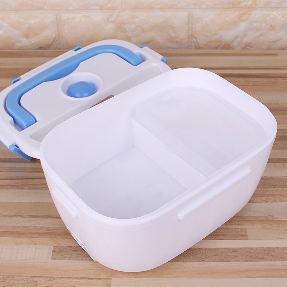 Supply Portable Electric Heated Food Warmer Box Container Lunch Meal Lunchbox 110v Us Electric Food Steamers Home Appliances