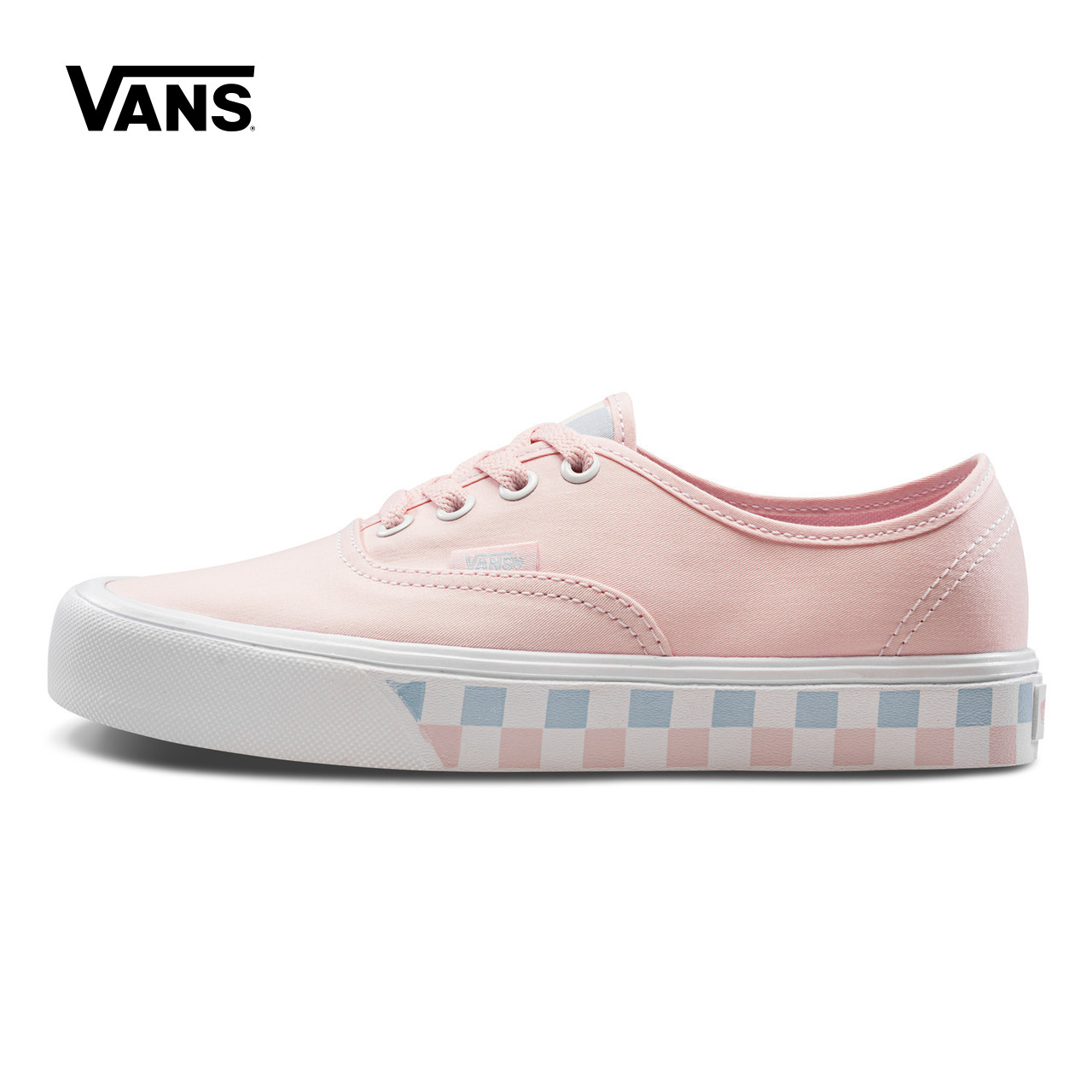 Original New Arrival Vans Women's Classic Authentic Lite Low-top Skateboarding Shoes Sport Outdoor Sneakers Canvas VN0A2Z5JT1J