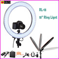 "Meking RL-18 Camera Photo Video 18"" 55W 240PCS LED 5500K Dimmable Photography Ring Video Light for Camera Fill Light"