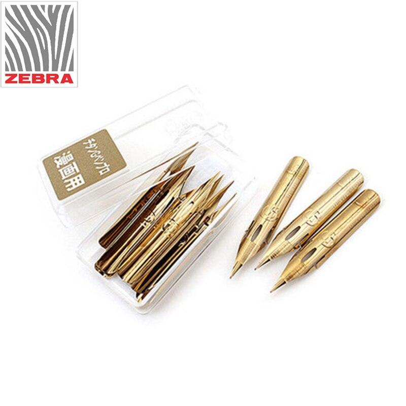 1 Pcs Japan Zebra Titanium Wear-resisting G-nib Premium Line Drawing Pen G Nib High Quality Durable Comic Pen Manga Pen G Nib
