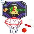XFC Kids Niños Mini Juguete de Regalo Aro Tablero Neto Conjunto con Cubierta de Baloncesto Al Aire Libre
