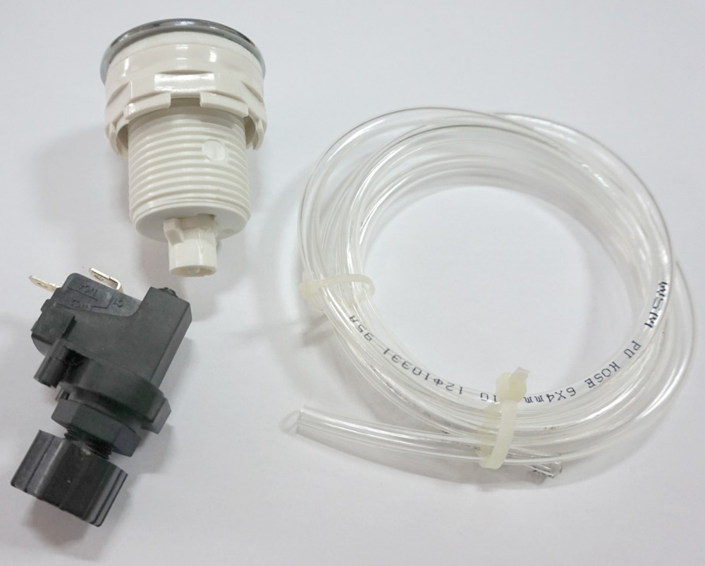 On Off PUSH BUTTON switch Jetted Whirlpool Jet Bath Tub Spa Garbage ...