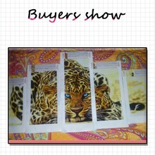 Diy diamond painting  tiger pictures