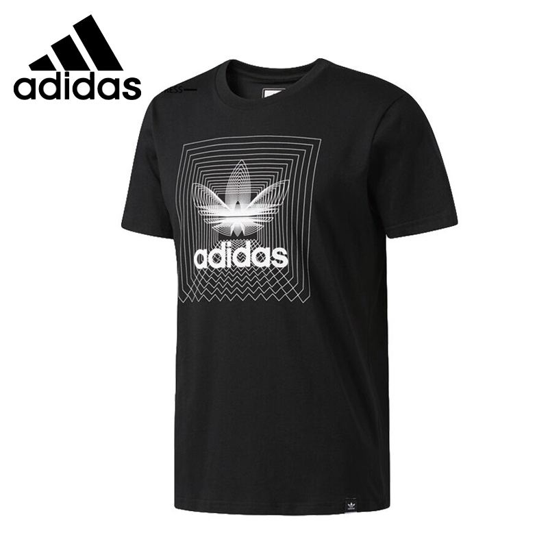 Original New Arrival 2017 Adidas Originals Summer models Men's T-shirts short sleeve Sportswear original adidas originals men s t shirts short sleeve sportswear