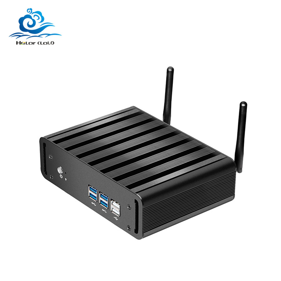 Mini Computer Core I3 5005U I5 5200U I7 5500U Mini PC DDR3 RAM Windows 10 Desktop Minipc WIFI HDMI USB3.0 HD Graphics 5500