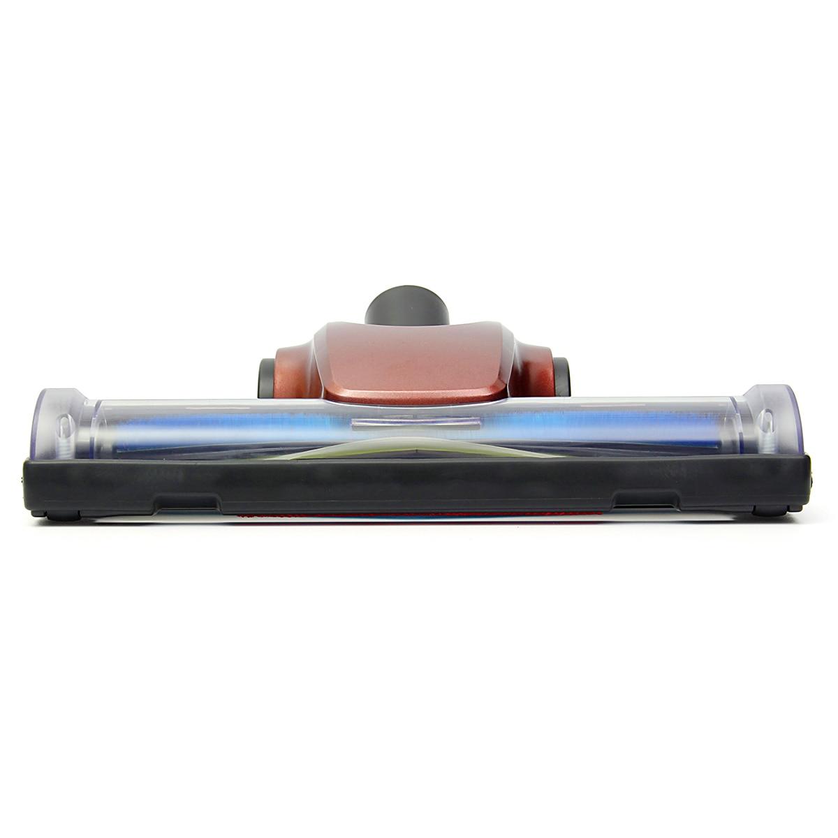 Маленького размера, круглой формы с диаметром 32 мм Универсальный щётка для пылесоса для мытья пола головной воздушный привод вакуумный