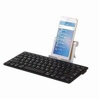 Ultra Slim Bluetooth 3 0 Wireless Keyboard For Apple IPad IOS System Waterproof Ultra Slim Keyboard