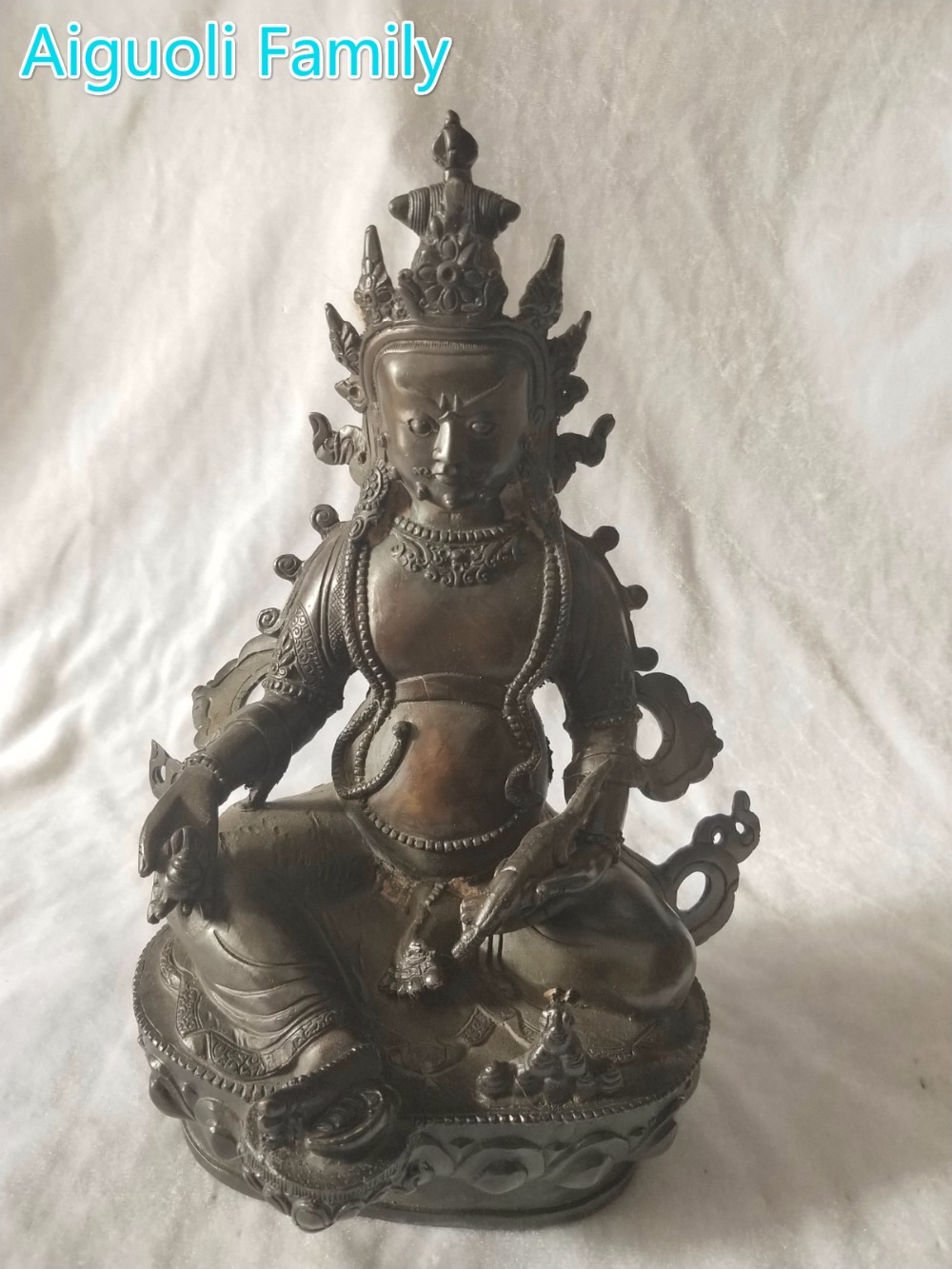 High 30CM buddha sculpture!!!Asian s