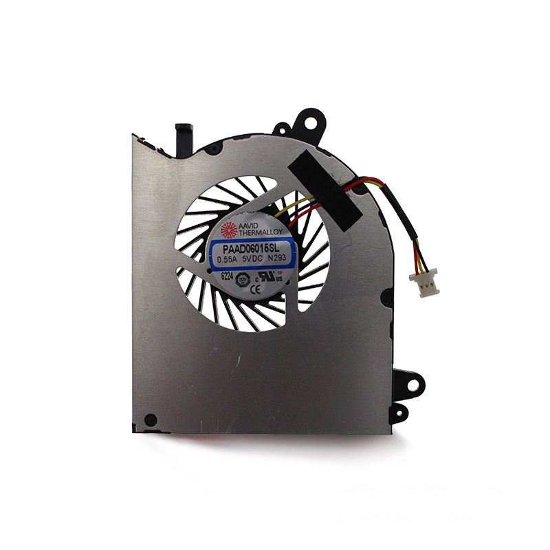 New for MSI GS60 series GPU cooling Fan Laptop cooler PAAD06015SL 5VDC 0.55A N293 3-pin original 4pin mgt8012yr w20 graphics card fan vga cooler for xfx gts250 gs 250x ydf5 gts260 video card cooling